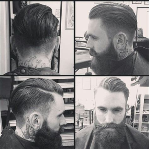 male haircut denver co hair and beard work here call me crazy but i do love this