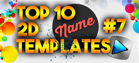 top 10 best motion graphics intro templates april 2017 top 10 sony vegas intro templates 7 free downloads
