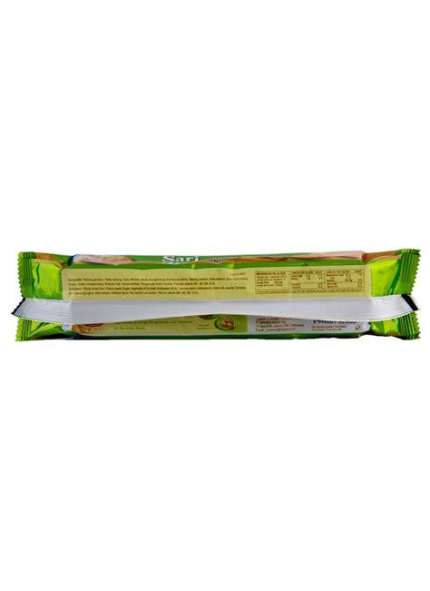 Roma Sari Gandum Sandwich 1 Pcs roma biscuit sari gandum sandwich peanut butter pck 115g