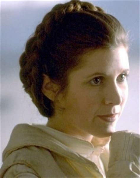 Princess Leia Hairstyles by Gli Hairstyle Della Principessa Leia It