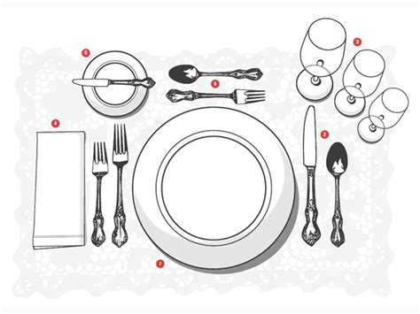 table place setting 15 perfect images how to set a table picture lentine