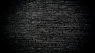 black walls black brick wallpapers wallpapercraft
