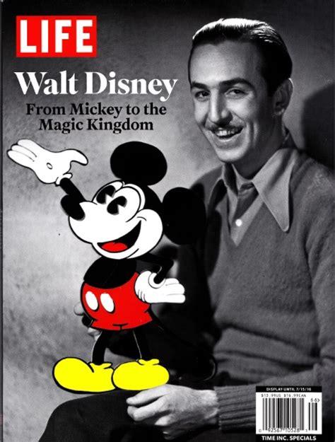 biography book about walt disney disney history