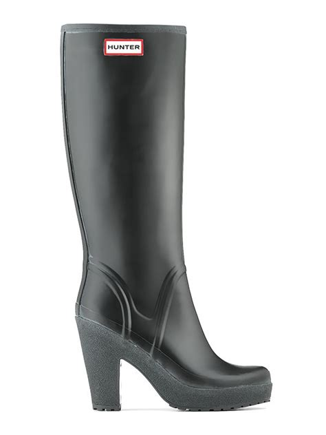 high heel rubber boots womans high heel boots rubber boots boot