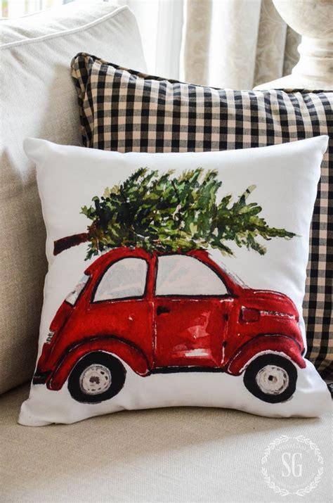 Ballard Designs Com christmas pillow love