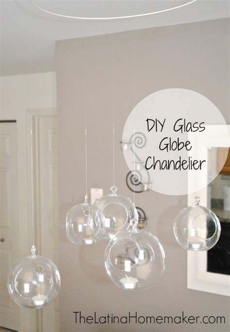 diy kitchen light fixtures part 1 mycreativedays new diy glass globe chandelier