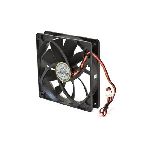 120 x 120 x 25mm fan scythe slip stream 120mm pwm fan 120x120x25mm 78279 from