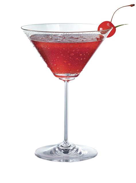 martini liquor rouge martini drink of the week