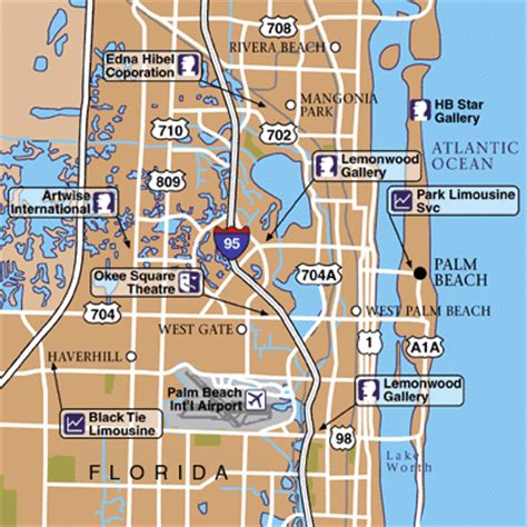 palm international airport airport maps maps and