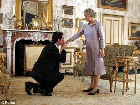 film the queen helen mirren did the queen and tony blair make a secret pact not to