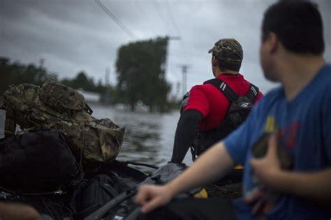 cajun navy hurricane florence the cajun navy heads to help with hurricane florence