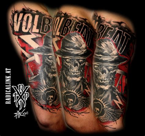 volbeat tattoo tattoo collections