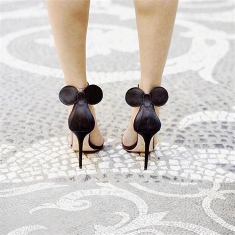 mickey mouse high heel shoes shoes disney mickey mouse black heels mickey mouse
