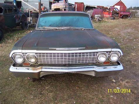 chevrolet station wagon for sale 1963 chevrolet station wagon for sale classiccars