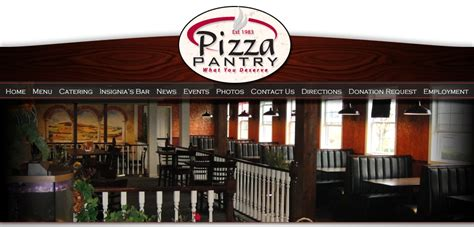 Pizza Pantry by Pizza Pantry Home