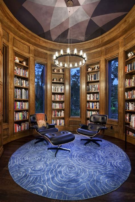20 amazing home libraries for the modern book worm