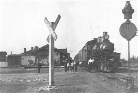 railroads | the encyclopedia of oklahoma history and culture