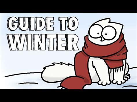 Simon S Cat Guide To Winter simon s cat guide to winter