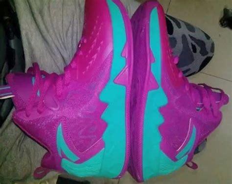 Sepatu Basket Anta anta kt2 magenta kicks and review