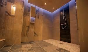 Showerroom Flixton Manor Shower Room