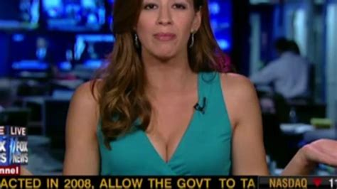 why do most of women reporters on fox have long hair fox news hits a new low this time with cleavage rt us news