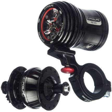 exposure revo dynamo light wiggle exposure revo pack dynamo front light 28 spoke