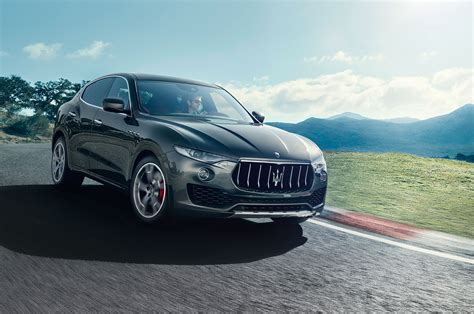 maserati price 2017 2017 maserati levante pricing announced