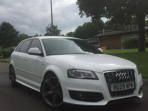 Audi A3 Tfsi S Line by 2009 Audi A3 S Line Quattro 2 0l Tfsi S Tronic Auto Full