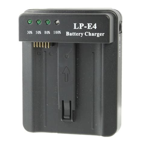 lp e4 battery charger for canon eos 1ds mark iii / 1d mark