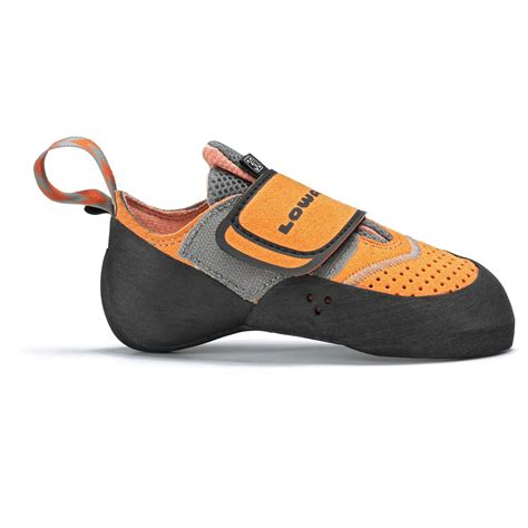 children s rock climbing shoes lowa pirol climbing shoes free uk delivery