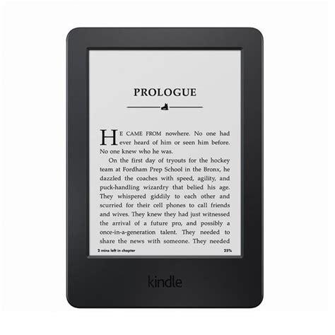 amazon kindle kindle 6 inch glare free touchscreen display with wi fi