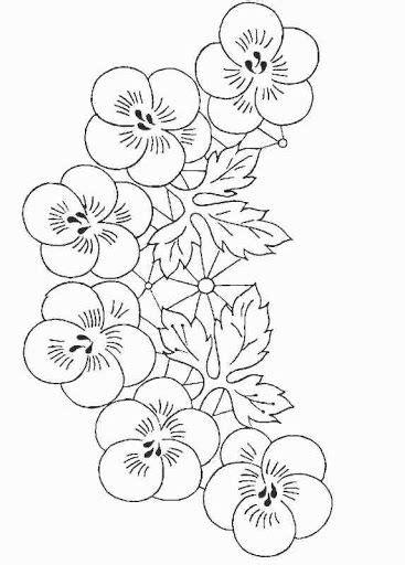 imagenes de flores individuales dibujos y plantillas para imprimir dibujos de flores para
