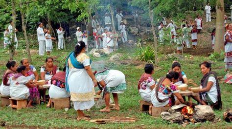 imagenes de los mayas de yucatan yucat 225 n celebra a mayas en d 237 a internacional de los