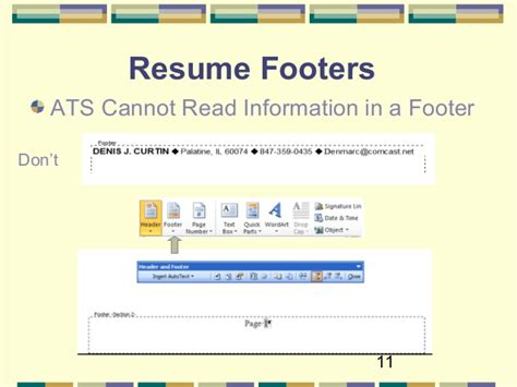 Resume Format Applicant Tracking System Optimize Your Resume For Applicant Tracking Systems 2016
