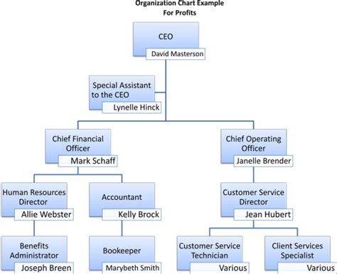 board of directors organizational chart template image gallery non profit board