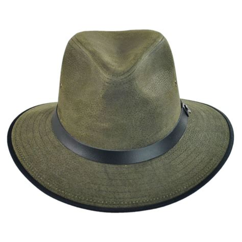 all fedoras where to buy all fedoras at village hat shop jaxon hats nubuck leather safari fedora hat all fedoras