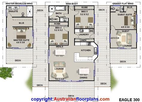 sle house floor plans 25 best ideas about australian house plans on