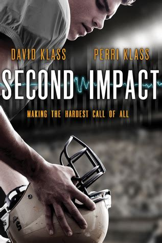 redeeming lottie books second impact by david klass perri klass review book