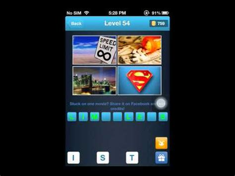 film quiz level 54 movie quiz guess the movie level 54 answer youtube