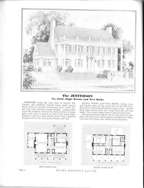 sears homes floor plans 1000 images about sears catalogue homes and floorplans on