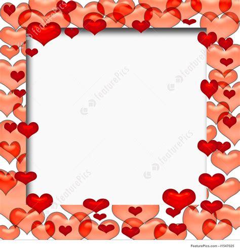 valentines frames illustration of frame