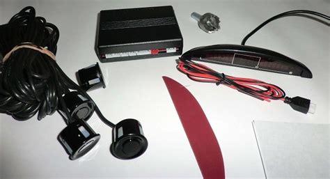 Alarm Untuk Mobil sensor parkir mobil anti nabrak dengan lcd display