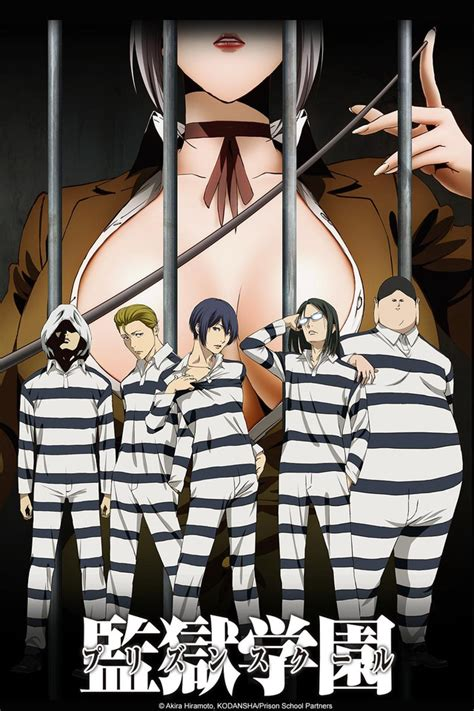 prison school crunchyroll prison school episodes