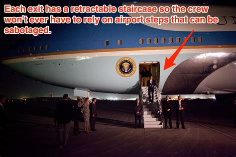 force layout features features of air force one business insider