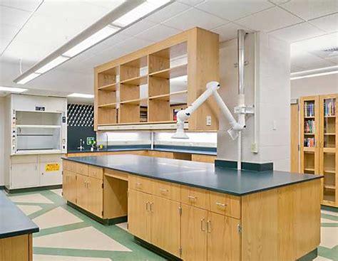 kewaunee scientific casework fume hoods adaptable