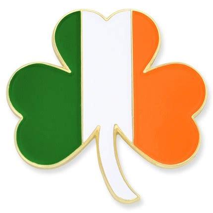 shamrock irish flag pin   pinmart