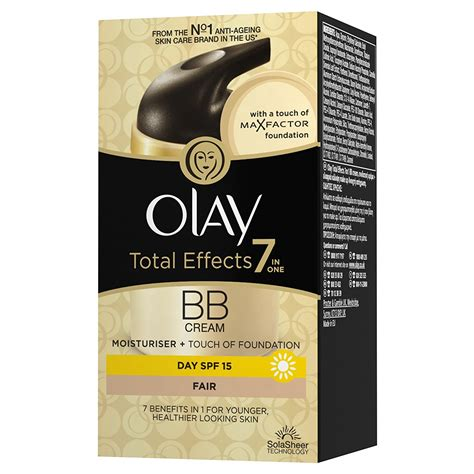 Olay Bb olay total effects 7in1 bb moisturiser fair 50ml