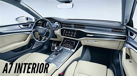 2019 Audi A7 Interior by A7 Audi Interior 2019 Audi A7 Preview Consumer Reports