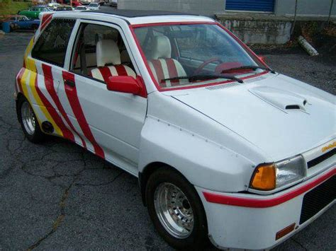 how cars work for dummies 1990 ford festiva transmission control used 1990 ford festiva for sale