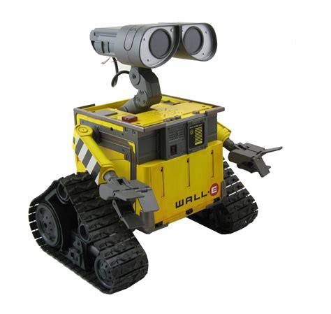 robotic wall the ultimate wall e robot updated upcoming pixar